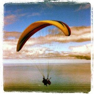 Paragliding 146