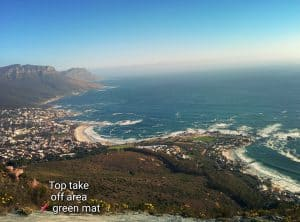 Lions Head Top Take Off